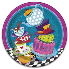 Mad Hatter Tea Party Supplies