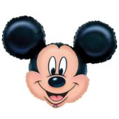 Mickey Mouse Supershape Foil Helium Balloon 69cm / 27Inch