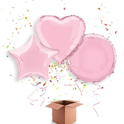 Pink Balloon In A Box Category Image
