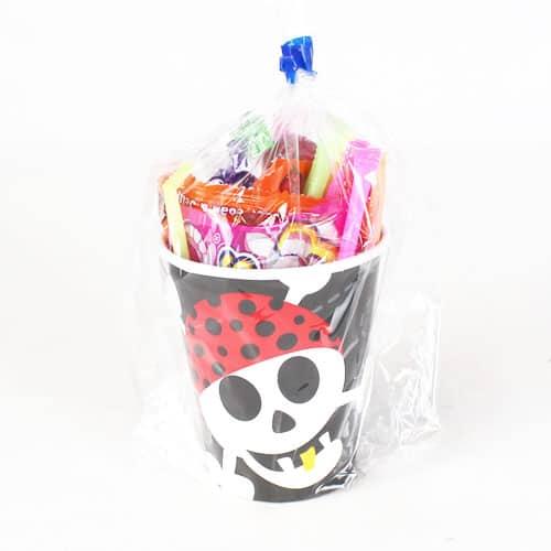 Pirate Fun Candy Cup