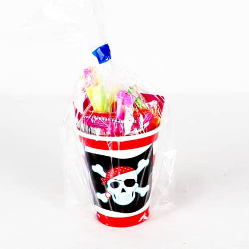 Pirate Party Candy Cup