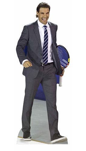 Rafael Nadal Lifesize Cardboard Cutout - 183cm Product Gallery Image