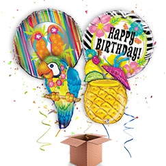 Summer Balloon In A Box