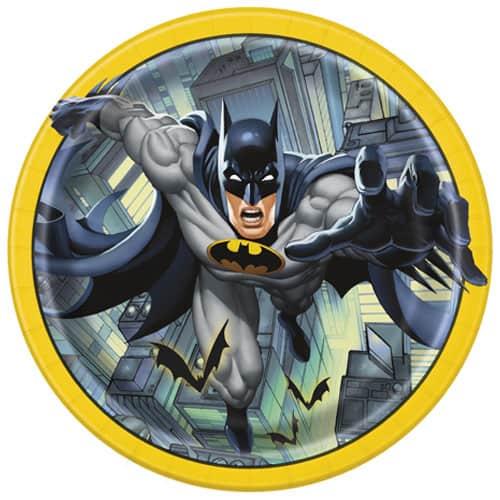 Batman Paper Plate 22cm Bundle Product Image