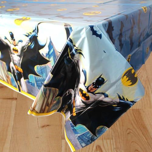Batman Plastic Tablecover 213cm x 137cm Bundle Product Image