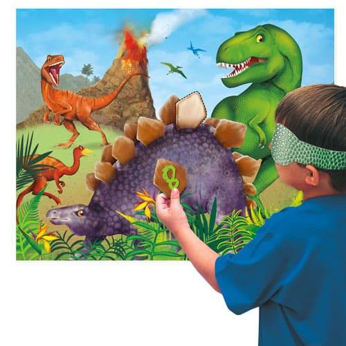 Dinosaur Fun Party Game