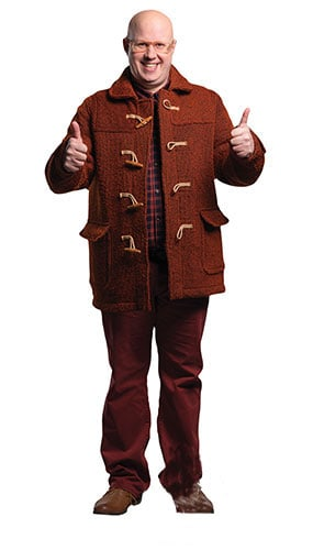 Doctor Who Nardole Lifesize Cardboard Cutout 170cm Product Gallery Image