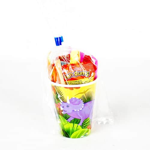 Prehistoric Party Candy Cup Product Image