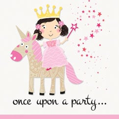 Princess and Unicorn Party Supplies