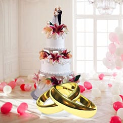 Wedding Cutouts