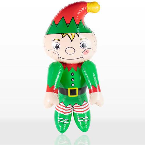 Christmas Inflatable Elf 65cm