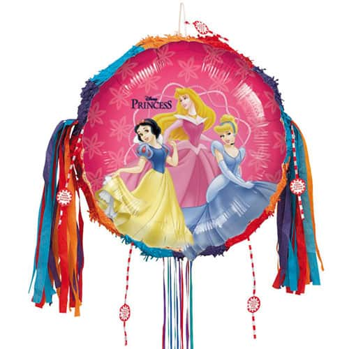 Disney Princess Pull String Pinata