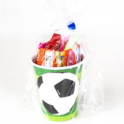 Football Value Candy Cup