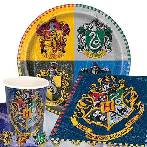 Harry Potter 8 Person Value Party Pack