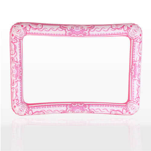 Inflatable Pink Picture Frame 60cm