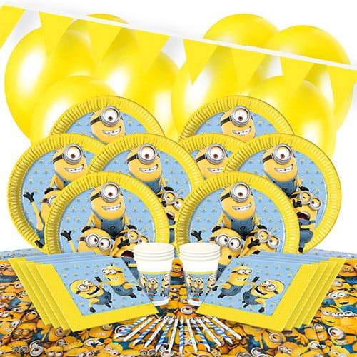 Despicable Me Minions Party Supplies Partyrama Co Uk
