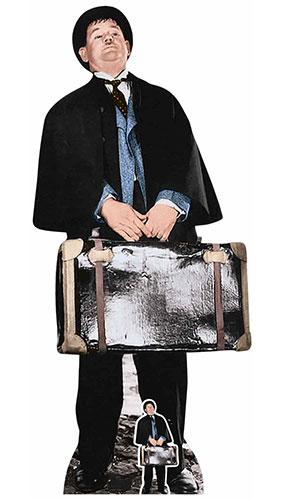 Oliver Hardy Lifesize Cardboard Cutout 184cm Product Gallery Image