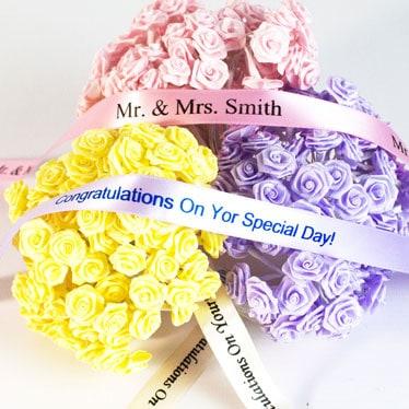 Personalised Ribbons & Sashes