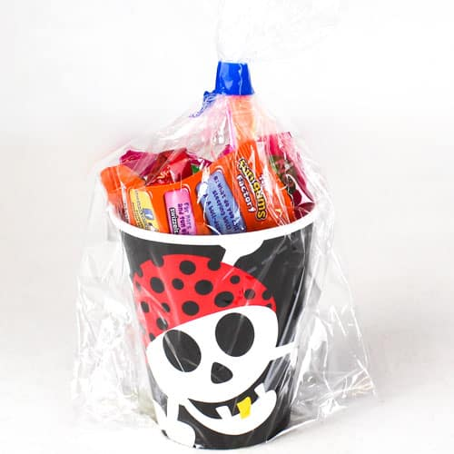 Pirate Fun Value Candy Cup