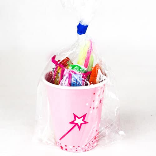 Princess and Unicorn Value Candy Cup