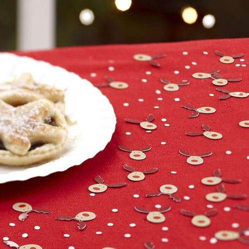 Christmas Rocking Rudolf Table Confetti 14g