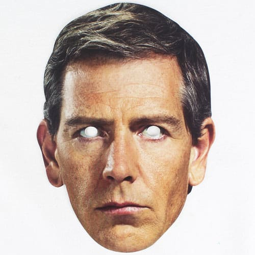 Star Wars Rogue One Krennic Cardboard Face Mask Product Image