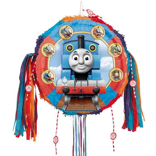 Thomas And Friends Pull String Pinata Product Image
