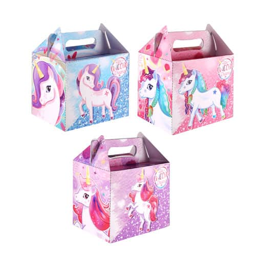 Assorted Unicorn Party Box