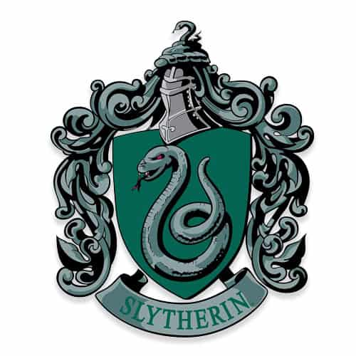 Harry Potter Wizarding World Slytherin Emblem Wall Art Cutout 61cm Product Gallery Image