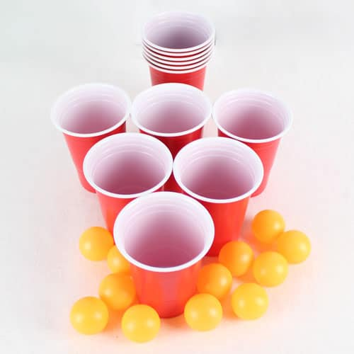 Beer Pong Set - Pack of 24
