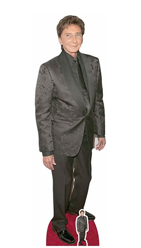 Barry Manilow Lifesize Cardboard Cutout 182cm Product Gallery Image