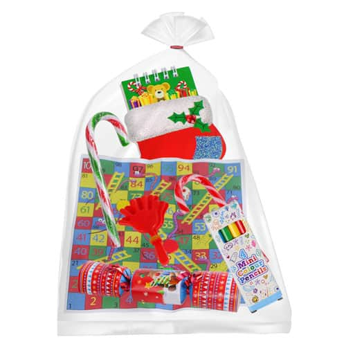 Christmas Fun Pre-Filled Party Bag