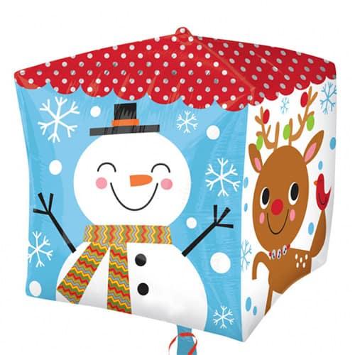 cubez-snowman-santa-foil-balloon-product-image