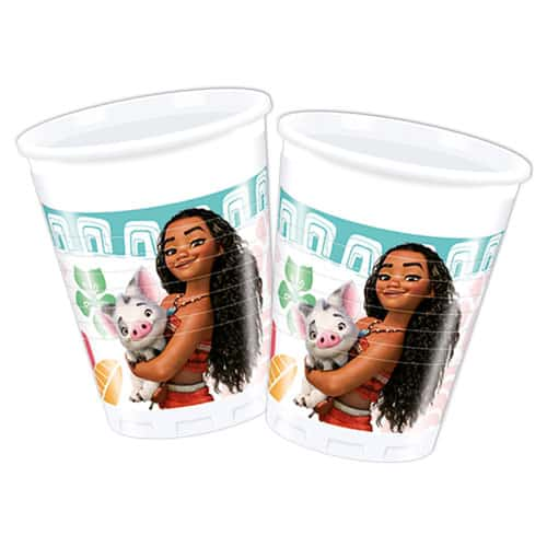 Disney Moana Plastic Cup 200ml