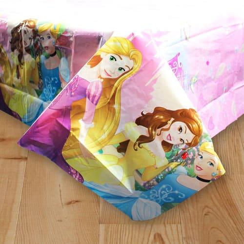 Disney Princess Plastic Tablecover 180cm x 120cm