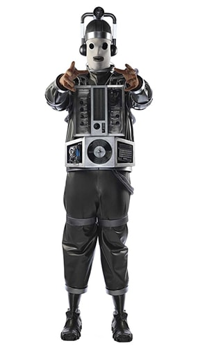 Doctor Who Mondassian Cyberman Lifesize Cardboard Cutout 190cm Product Gallery Image