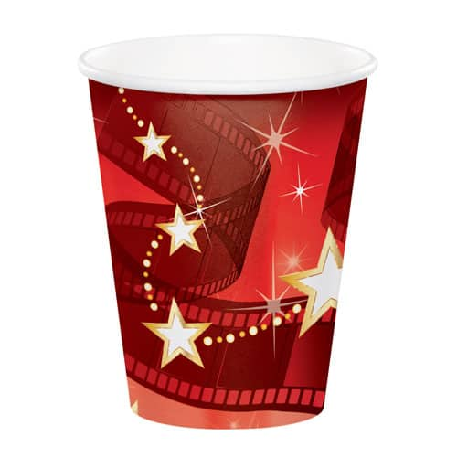 Hollywood Lights Paper Cup 260ml Product Image