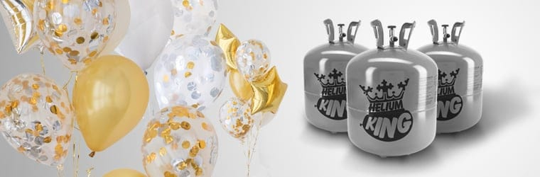 Helium Party Balloon Gas Canisters