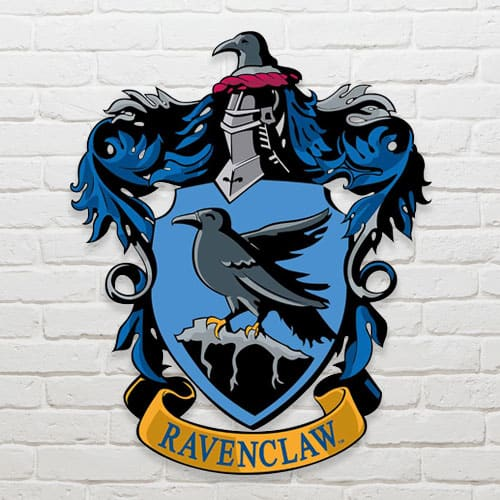 Harry Potter Wizarding World Ravenclaw Emblem Wall Art Cutout 61cm Product Gallery Image