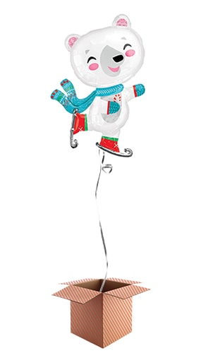 skating-bear-supershape-foil-balloon-in-box-product-image