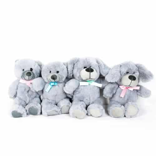 Assorted Animal Luxury Cuddly Super Soft Toy 23cm Gallery Image
