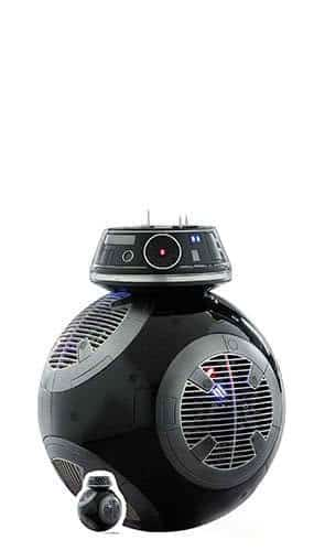 Star Wars The Last Jedi BB-9E Lifesize Cardboard Cutout 78cm Product Gallery Image