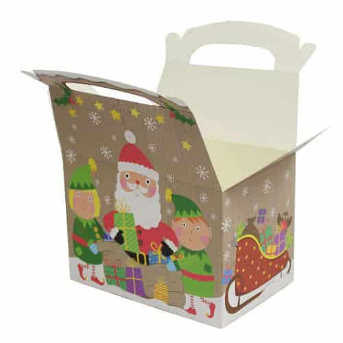Santa Christmas Party Box Gallery Image