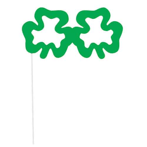 St Patricks Day Photo Prop - Pack of 10 Product Gallery Image