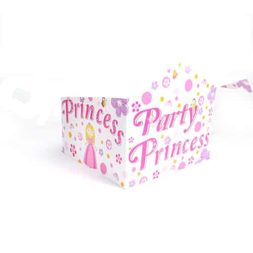 Party Princess Carry Handle Balloon Box Product Gallery Image