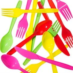 Catering Party Cutlery