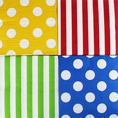 Catering Party Napkins