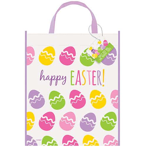 Cute Easter Tote Bag 33cm x 27cm Product Image