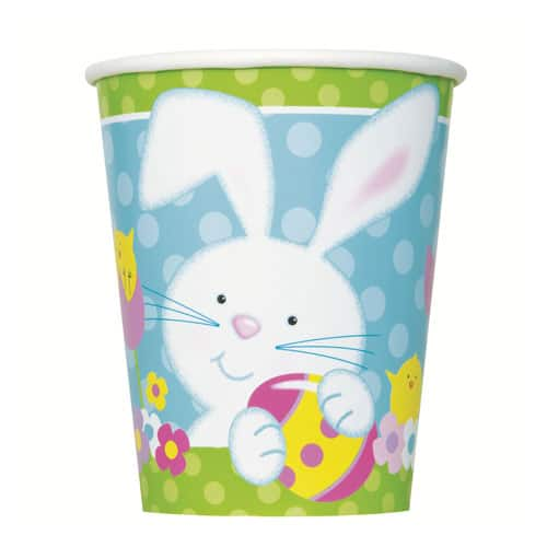 Easter Bunny Paper Cup 270ml