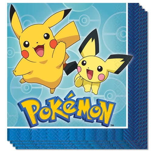 pokemon-luncheon-napkins-33cm-2ply-pack-of-16-product-image